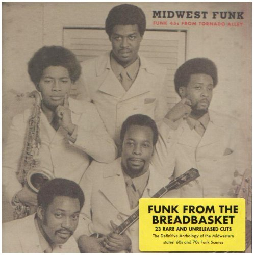 Midwest Funk 45's From Tornado Midwest Funk 45's From Tornado