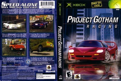 Xbox Project Gotham Racing