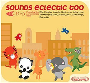 Kcrw Sounds Eclectic Too Dido Jones Cousteau Cave Martin Venegas Mcrae