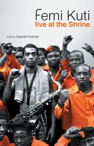 Femi Kuti Live At The Shrine Incl. Bonus CD