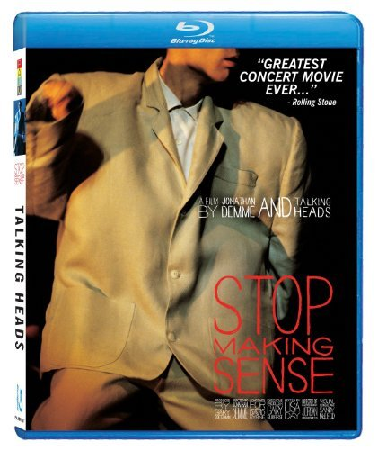 Talking Heads Stop Making Sen Talking Heads Stop Making Sen Blu Ray Ws Nr