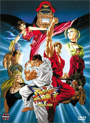Street Fighter 2 Street Fighter 2 Collection Clr Jpn Lng Eng Dub Sub Nr