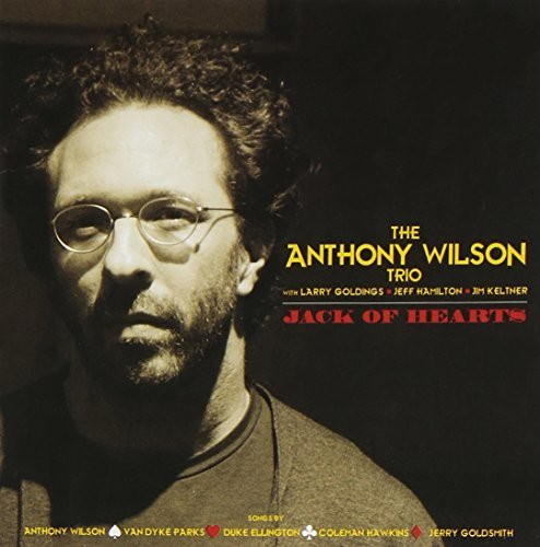 Anthony Wilson Jack Of Hearts