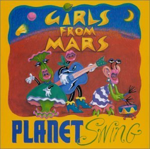Girls From Mars Planet Swing