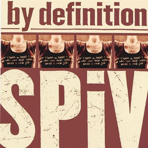Spiv By Definition