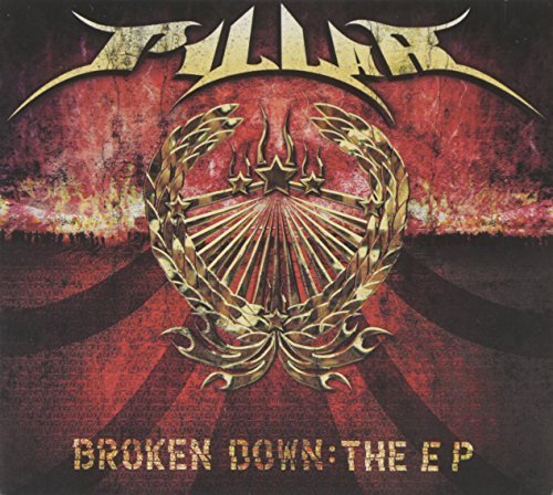 Pillar Broken Down The Ep Enhanced CD