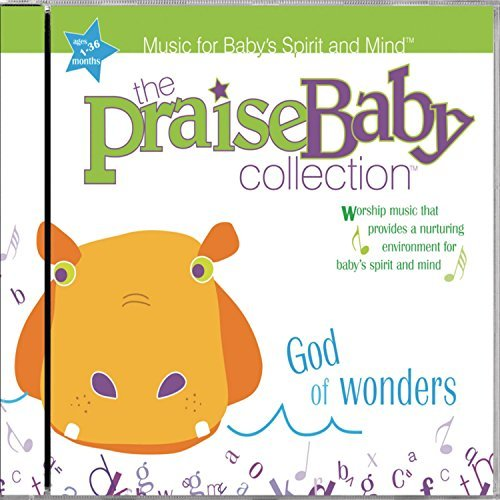 Praise Baby Collection God Of Wonders Enhanced CD