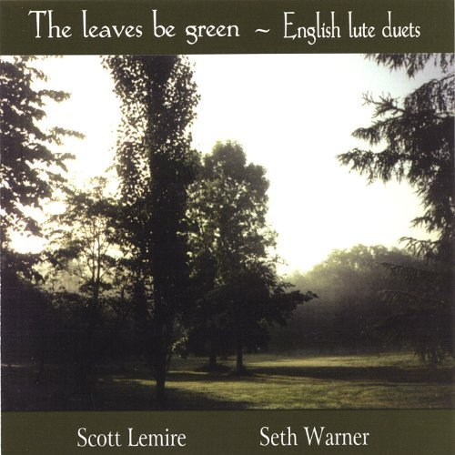 Scott & Seth Warner Lemire Leaves Be Green