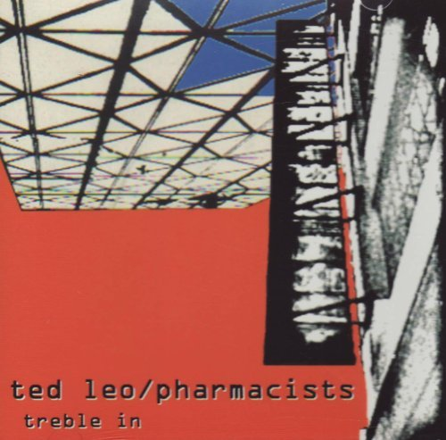 Ted Leo & The Pharmacists Treble In Trouble Ep