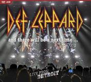 Def Leppard And There Will Be A Next Time…live From Detroit 2 CD DVD Combo Incl. Bonus DVD