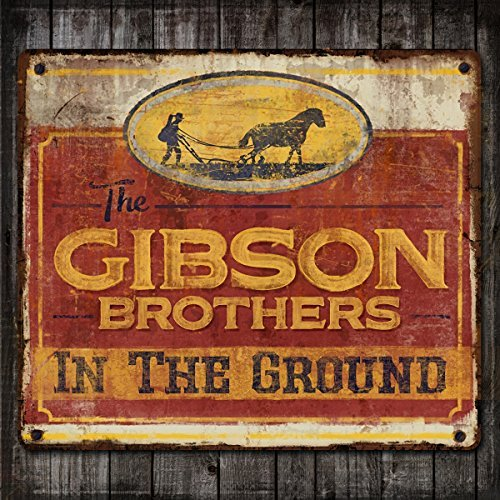 Gibson Brothers In The Ground