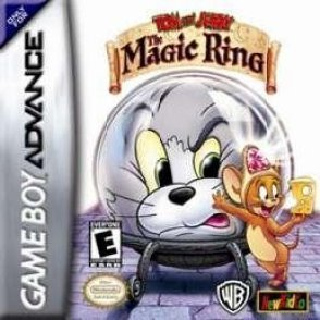 Gba Tom & Jerry Magic Ring Rp