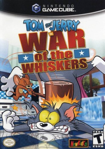Cube Tom & Jerry War Of The Wh