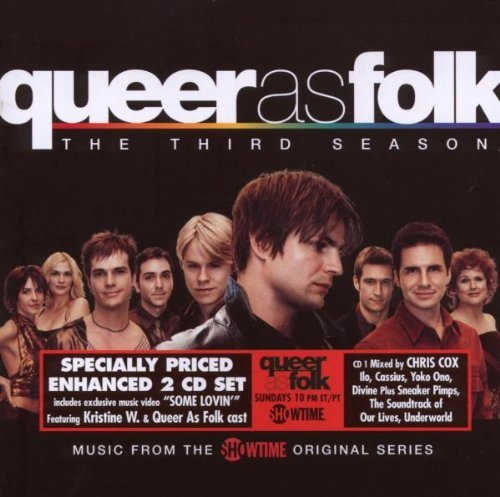 Queer As Folk 3 Television Soundtrack Digipak 2 CD