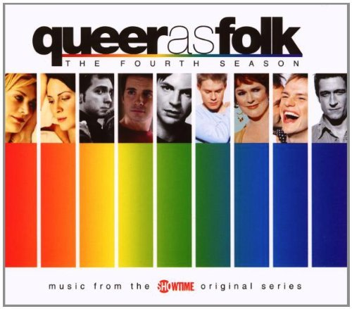 Various Artists Queer As Folk 4 Eels Amuka Nevins