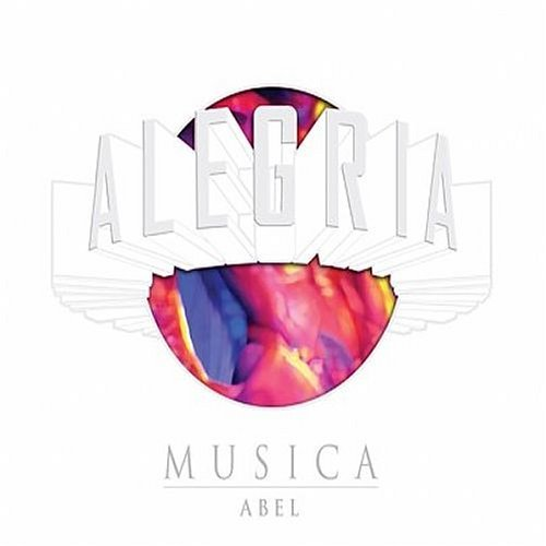 Abel Alegria Musica 2 CD Set