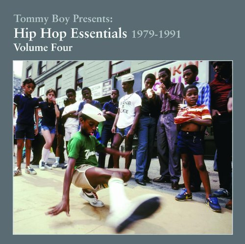 Tommy Boy Presents Vol. 4 Essential Hip Hop Nwa Tone Loc