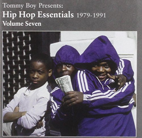 Tommy Boy Presents Vol. 7 Essential Hip Hop