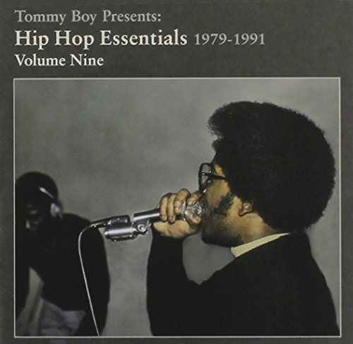 Tommy Boy Presents Vol. 9 Hip Hop Essentials Brown Epmd Salt N Pepa