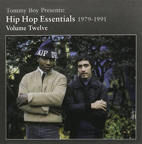 Tommy Boy Presents Vol. 12 Hip Hop Essentials Beastie Blow De La Soul