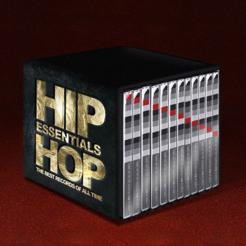Hip Hop Essentials Box Set Hip Hop Essentials Box Set Lmtd Ed. 12 CD