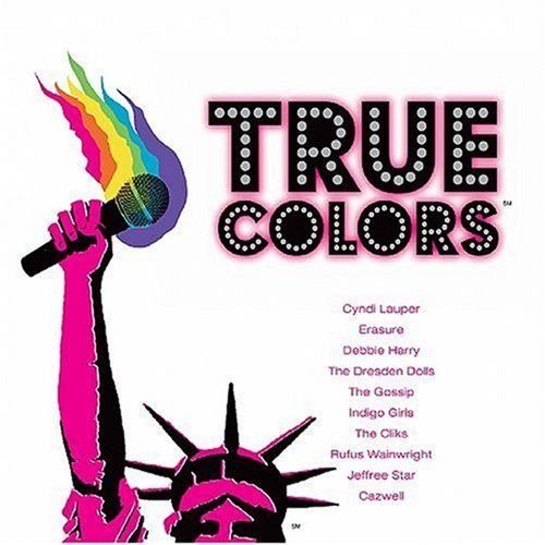 True Colors The Tour CD Feat Erasure Gossip Dresden Do