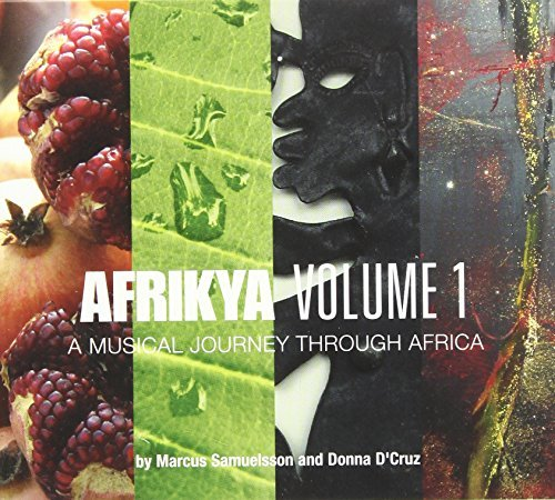 Samuelsson D'cruz Vol. 1 Afrikya Musical Journe