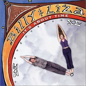 Billy & Liza It's About Time Feat. String Cheese Incident