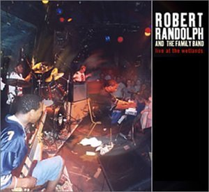 Randolph Robert Live At The Wetlands