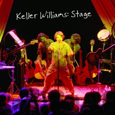 Keller Williams Stage 2 CD Set