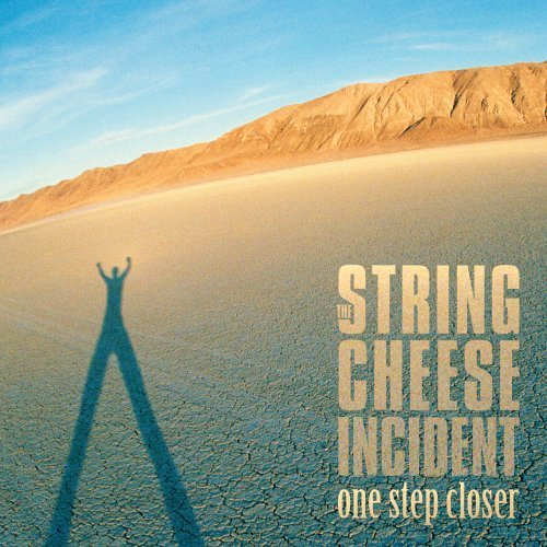 String Cheese Incident One Step Closer 2 CD Set