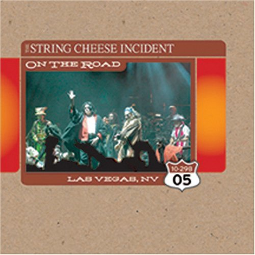 String Cheese Incident Vegoose 2005 On The Road 3 CD