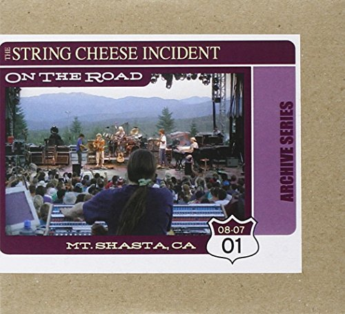String Cheese Incident Mt. Shasta Ca Archive On The R