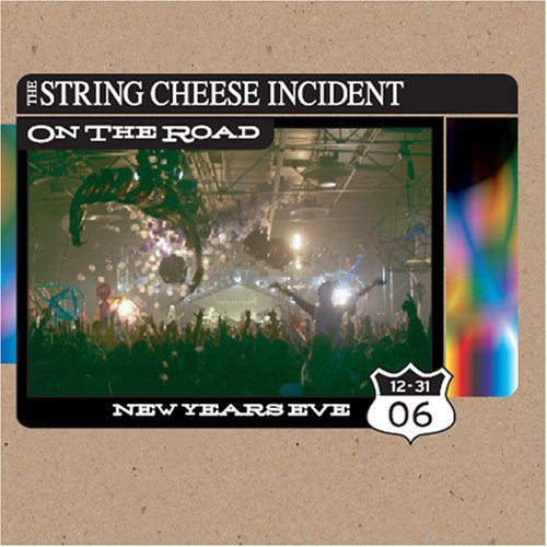 String Cheese Incident December 30 2006 San Francisco 3 CD Set