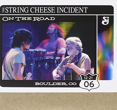 String Cheese Incident December 12 2006 Boulder Co On 3 CD