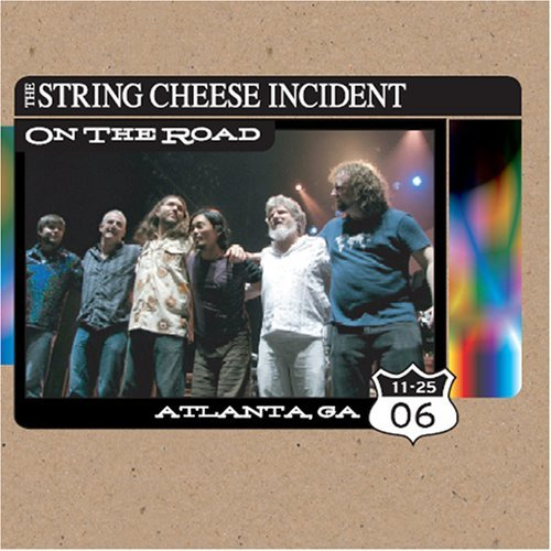 String Cheese Incident Travelogue Fall 2006 On The Ro 3 CD