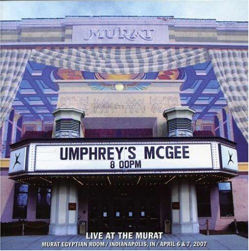 Umphrey's Mcgee Live From Murat 2 CD Set