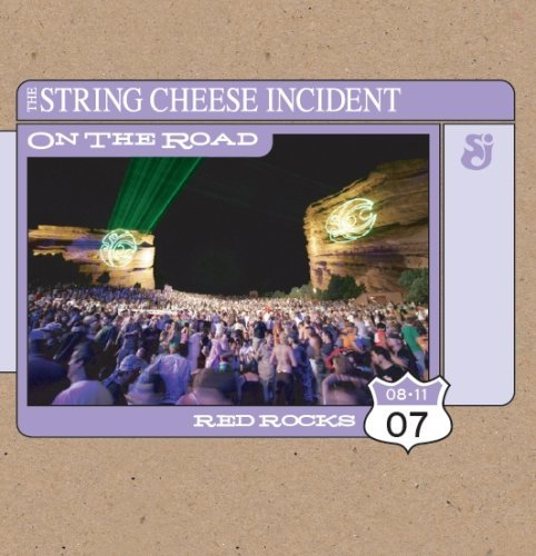 String Cheese Incident On The Road Morrison Co 08 11