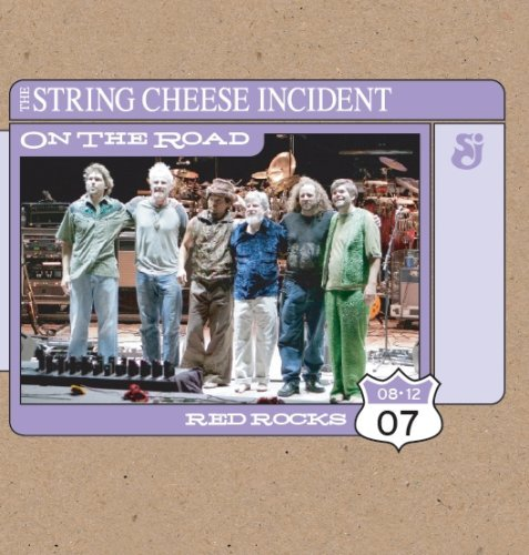 String Cheese Incident On The Road Morrison Co 08 12