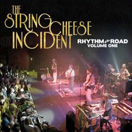 String Cheese Incident Vol. 1 Rhythm Of The Road Inc 3 CD