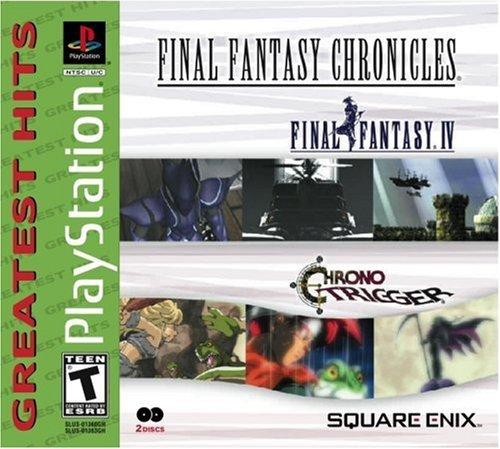 Psx Final Fantasy Chronicles Final Fantasy Chronicles