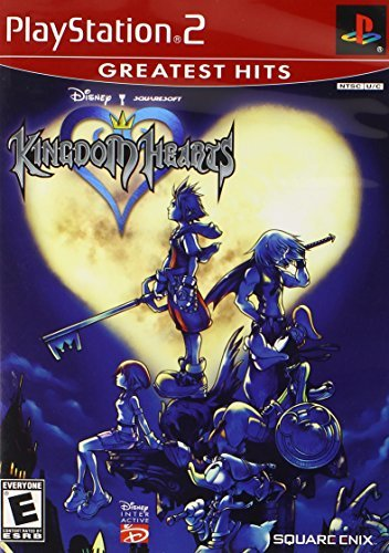 Ps2 Kingdom Hearts