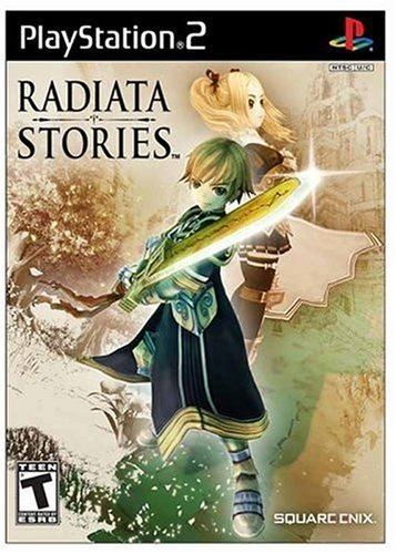 Ps2 Radiata Stories