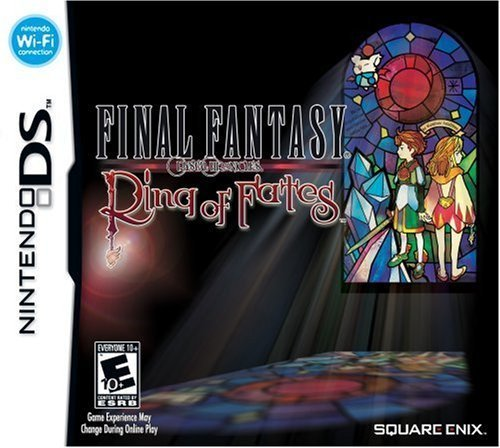 Nintendo Ds Final Fantasy Crystal Chronicles Ring Of Fate
