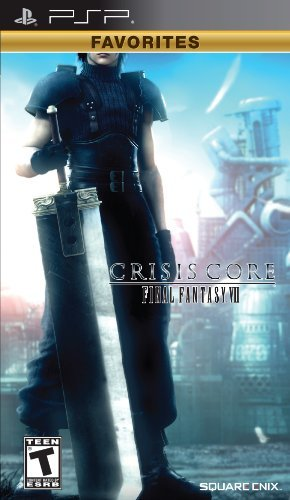 Psp Crisis Core Final Fantasy Vii