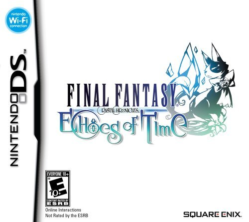 Nintendo Ds Final Fantasy Crystal Chronicl Square Enix Llc