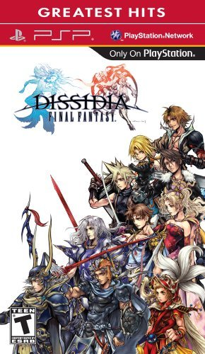 Psp Dissidia Final Fantasy Square Enix Llc T