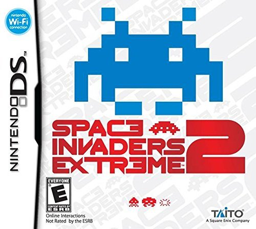 Nintendo Ds Space Invaders Extreme 2