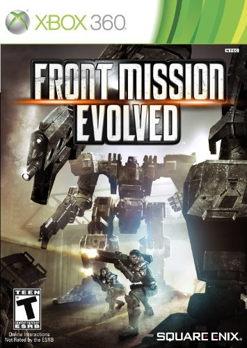 X360 Front Mission Evolved