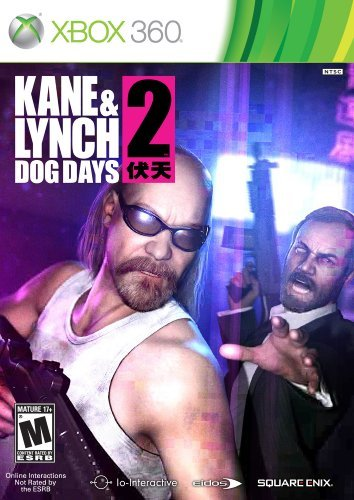 X360 Kane & Lynch 2 Dog Days